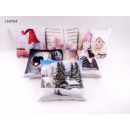 Decorative pillows winter designs 45 x 45 cm