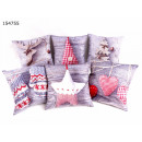 Throw Pillow Winter design 45 x 45 cm
