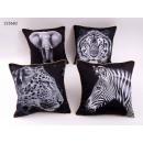 Decorative pillow Africa 45 x 45 cm