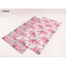 Table runner floral pattern 40 x 160 cm