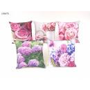 mayorista Casa y decoración: Almohada decorativa EXTERIOR Flores ...