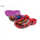 Ladies Clogs Printed Designs 36/37 - 40/41