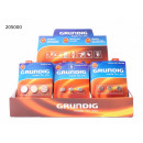 grossiste Batteries et piles: batteries Grundig pack 3 en Display