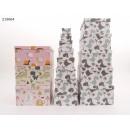 Großhandel Geschenkartikel & Papeterie: Geschenkbox Tiermotive 13er Pack 4 Designs VE4