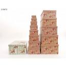 nagyker Ajándékok és papíráruk: Teddy Bear ajándékdoboz 13, 2. csomag, VE4