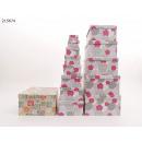 nagyker Ajándékok és papíráruk: Ajándék doboz grafikai motívumok 13-pack ...