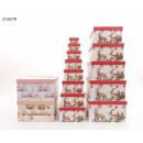 hurtownia Upominki & Artykuly papiernicze: Pudełko prezentowe Christmas , opak. 13 szt