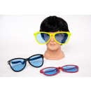 wholesale Sunglasses: Giant sunglasses, 26cm sorted,