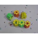 grossiste Cadeaux et papeterie: Munitions pour Pistolet à confettis, 6 x 6 ...
