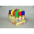 ingrosso Articoli da Regalo & Cartoleria: Spray Streamer,  100 ml, 4 colori assortiti