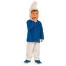 Großhandel Kopfbedeckung: Blauer Zwerg: Oberteil, Mütze, Hose 86