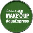 Aqua maquillage, vert