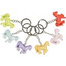 Großhandel Puppen & Plüsch: Pferd mehrfach sortiert an Schlüsselanhänger ...