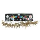 Dino squelette Keychain - environ 7cm