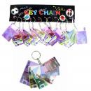 Euro bankbiljetten  plastic voor Sleutelhanger - c
