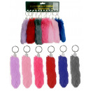 Foxtail on keychain color sorting
