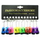 wholesale Houshold & Kitchen: Flashlight sort of keychain 6 colors