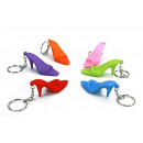 Shoes 6 assorted to Keychain - ca 6