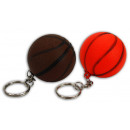 wholesale Balls & Rackets: Basketball sorted  2-fold - to keychains