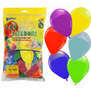 Ballons 90/100 colorés assorti- 100 pcs
