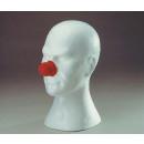 Großhandel Spielwaren:Latex-Clownnase rot
