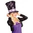 Chapeau - Lola noir / violet