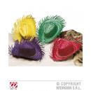 groothandel Kleding & Fashion: Straw Hat Gringo  naargelang in 4 kleuren