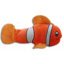 Großhandel Puppen & Plüsch:Clownfisch ca 14 cm