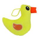Großhandel Puppen & Plüsch: Ente Plüsch gelb ca 15x13 cm