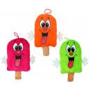 Popsicle Plush 3 assorted ca 23 cm