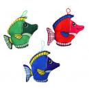 Coralfish 3- volte assortito ca 17 x 14 cm