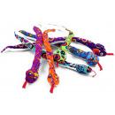 ingrosso Giocattoli: Snake colorato 6-  volte assortito 50 cm ca