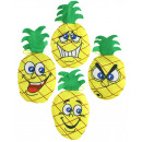 wholesale Dolls &Plush: Pineapple plush 4- times assorted about 15/24 cm