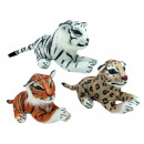 wholesale Dolls &Plush: Predators 3 times assorted approx. 24 cm with tail