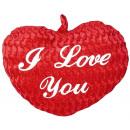 mayorista Artículos de regalo: Corazón rojo 'Te amo' unos 25 cm