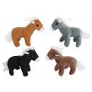 groothandel Speelgoed: Paarden ca 12 cm 4 maal geassorteerd