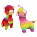Alpaca Lama 2-color assorted rainbow assorted appr