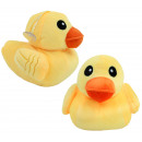 Duck yellow with suction cup - ca 18,5x15cm