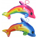 Dolphin colorful 2-color assorted - about 25 cm