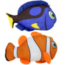 Korallenfisch 2  fach sortiert ca 44 cm