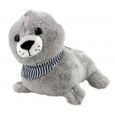 wholesale Toys: Seal with cloth supersoft ca 26 cm