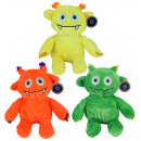 wholesale Dolls &Plush: Plush Monster Jelly 3- times assorted - about ...