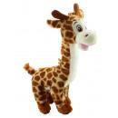 Großhandel Spielwaren:Giraffe stehend ca 33 cm