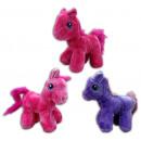 Pony naargelang 3 keer door geluid - ca 26cm
