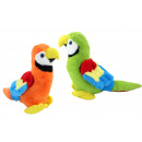 Parrot 2 times assorted about 30 cm