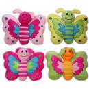 Großhandel Spielwaren: Schmetterling 4-fach sortiert - ca 37cm