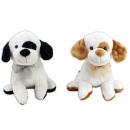 Großhandel Puppen & Plüsch: Hund 2-fach sortiert sitzend ca 30 cm