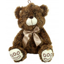 Bear sitting about 35 cm