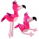 Flamingo Comic Plush - about 65cm