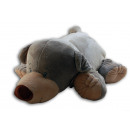 wholesale Dolls &Plush: Bear lying supersoft - about 60 cm